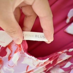 Pinkblush Dresses - Pink Blush Maternity Dress
